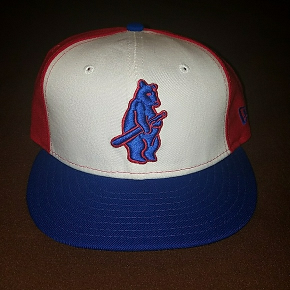 3b0cee5b44d New Era Cooperstown Collection Chicago Cubs hat. M 58e0100a7fab3ab1d0018cad