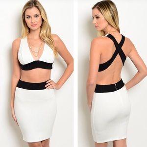 Dresses & Skirts - NEW 2pc skirt set