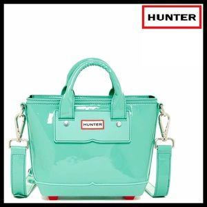 Hunter Handbags - HUNTER ORIGINAL LEATHER MINI TOTE CROSSBODY