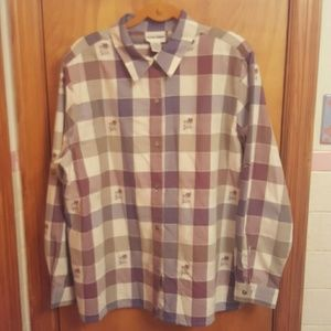 Alfred Dunner Tops - Nice Alfred Dunner long sleeved shirt size 20