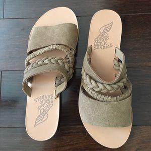 Ancient Greek Sandals Shoes - NWB Ancient Greek Sandals Helene