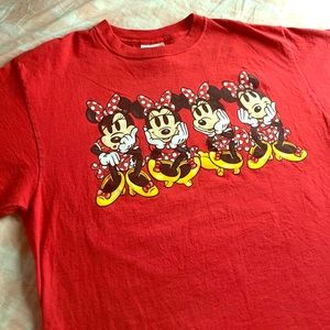 Vintage Tops - Vintage Minnie Mouse 🐭 Beauty 😍 Large & perfect