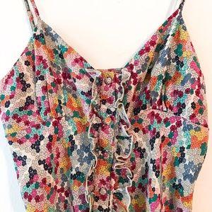 Parker Dresses & Skirts - Parker summer silk dress, size M