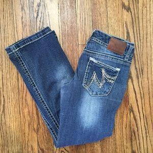 Maurices Denim - Maurice's dark wash  jeans