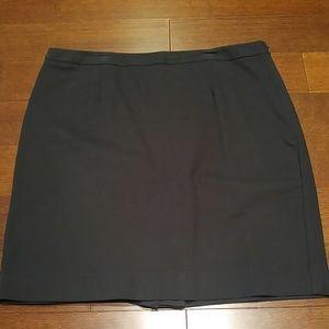 Black Pencil Skirt (Old Navy)