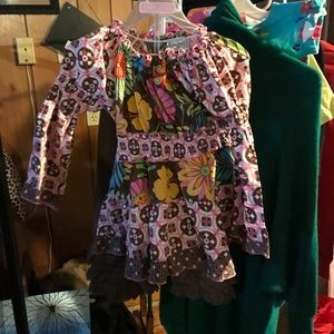 ann loren Other - Toddler girl boutique outfit