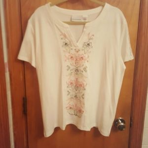Alfred Dunner  Tops - Never Worn Dressy  Alfred Dunner Shirt size L