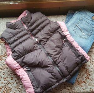 Big Chill Jackets & Blazers - Big Chill reversible puffer vest