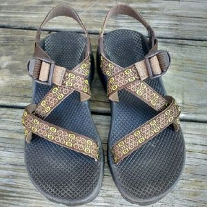 Chaco Shoes - Chacos womens 7 floral row unaweep sandals