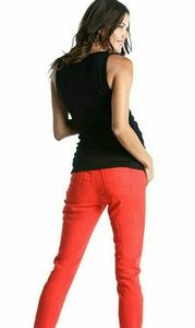 Lilac Clothing Denim - Maternity Skinny Jeans Skinnies S Colored NEW NWT