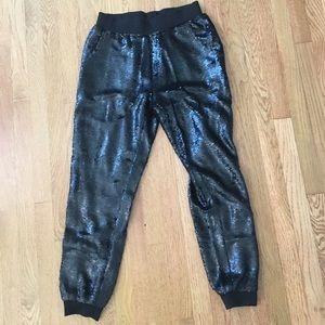 sabine Pants - Sequin pants