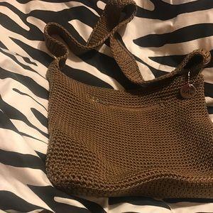 The Sak Handbags - Sak boho crotchet classic casual shopper