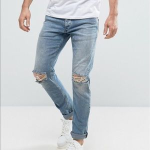 Jack and Jones Other - Jack & Jones Intelligence Slim Fit Jeans