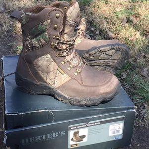 9026beca168 Herter's Men's 1,000 Gram Hunting Boot - Size 10