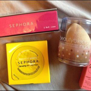 Sephora Other - Beauty blender bundle!