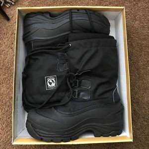 Rugged Exposure Avalanche Boots In Black