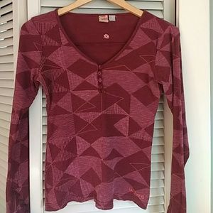 Billabong Tops - Cotton knit shirt