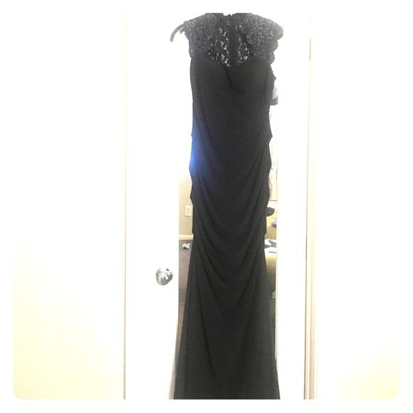 Dark Grey Formal Dress Poshmark