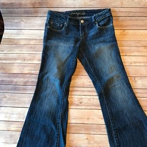 Women's American Eagle Hipster Flare Jeans on Poshmark