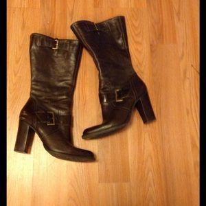 Julius Shoes - Dark Brown Boots