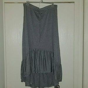 Dresses & Skirts - Nwot Hi-low Maxi Skirt