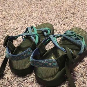 Chacos Shoes - Blue chacos