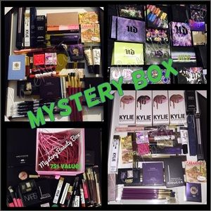 Urban Decay Other - NEW! Makeup mystery box 75$ plus value!!!
