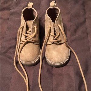 Gap suede boots.