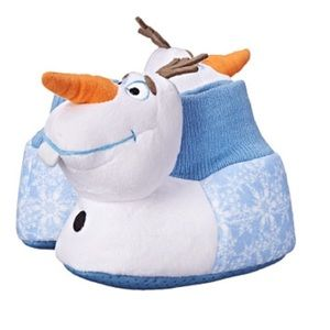 Disney Other - Brand New Disney Frozen Olaf Slippers Toddler