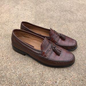 Florsheim Other - Florsheim Men's Shoes PISA Leather Tassel Slip On