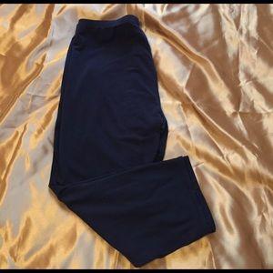 Jacques Moret Pants - Capri Super Soft Black leggings