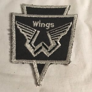 Wings Vintage Patch