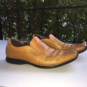 Steve Madden Other - Men's Steve Madden Leather Memfis Loafers. Size 9