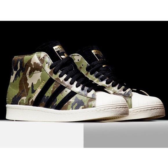 low priced 4eab5 782be Adidas x Complex Quickstrike Pro Model 80 s Camo