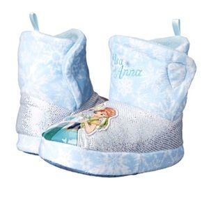 Disney Other - Brand New Disney Frozen Ana/Elsa Kids Slippers