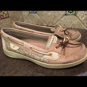 Sperry Top-Sider Shoes - Sperry Topsiders Lightly Used Super Cute