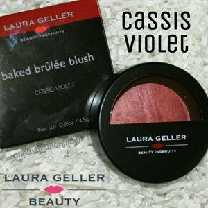 Laura Geller Other - Laura Geller Baked Brulee Blush - Cassis Violet
