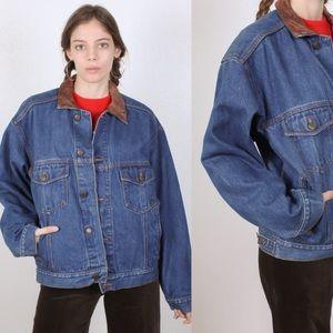 Vintage Marlboro Jean Jacket