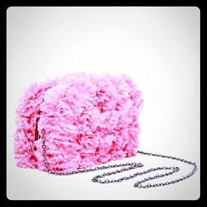 Pink Haley Handbags - Pedal Box Clutch