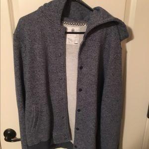 on the byas Other - On the Byas fleece jacket