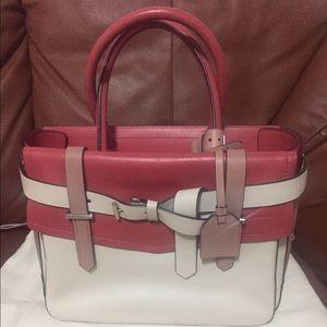 Reed Krakoff Handbags - Reed Karkoff tri-color boxer tote