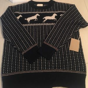 Band Of Outsiders Sweaters - Brand new band of outsiders horse sweater