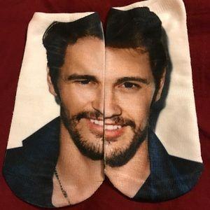 James Franco socks!