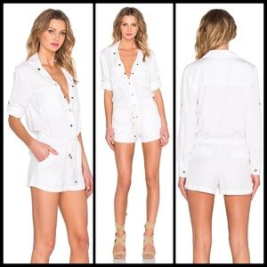 Young Fabulous & Broke Pants - YFB 🌙 Luis Romper NWT
