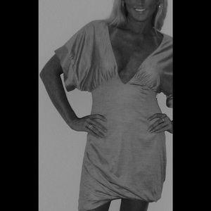 Gucci Dresses & Skirts - LAST CHANCE, offers ok!Grey, Silk Gucci mini dress