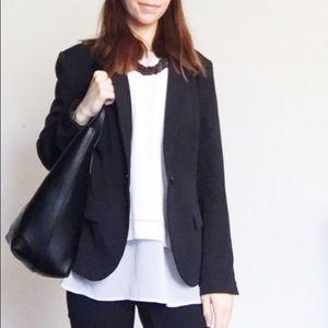 Merona Jackets & Blazers - Black Merona Blazer