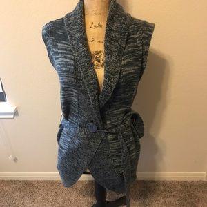 Covington Jackets & Blazers - {Covington Cozy Sweater Vest}
