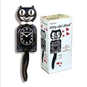 Kit cat clock for sale