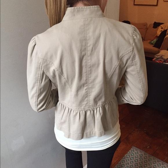 LOFT Jackets & Coats - Loft khaki jacket
