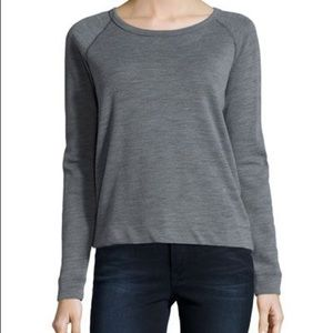 James Perse Tops - James Perse new gray raglan top size 1 small ❤